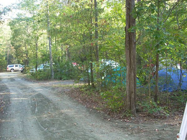 Sites For Your Tent Small Country Campground