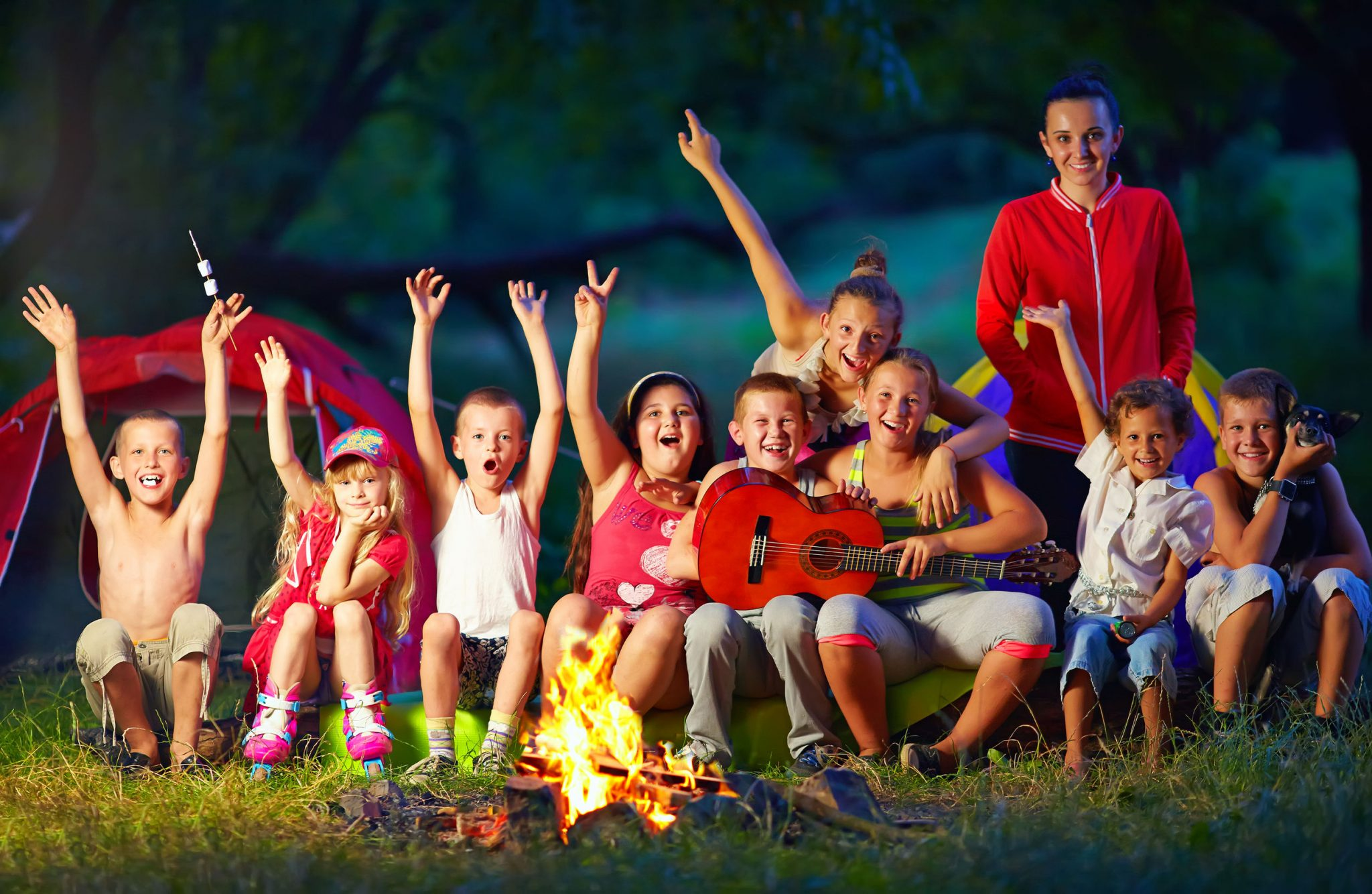 Exciting Events at Small Country Campground